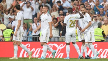 Real Madrid Thrash Leganes 5–0, Move to Second Position in La Liga 2019–20 Points Table
