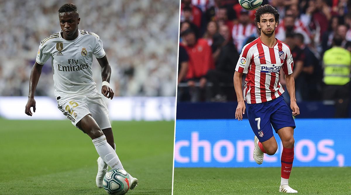 Atletico Madrid vs Real Madrid, La Liga 2019 Free Live ...