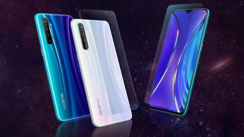 Realme XT Smartphone With 64MP Quad Camera Launching Tomorrow in India; Realme Buds Wireless & Power Bank Could Also Be Launched