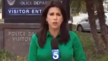 California Reporter Says She Tried to Contact Dead Man for Comment and the Internet Hopes She Is Joking! Watch Viral Video