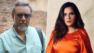 'Abhi Toh Party Shuru Hui Hai': Richa Chadha to Play a Sex-Worker in Anubhav Sinha's Black Comedy