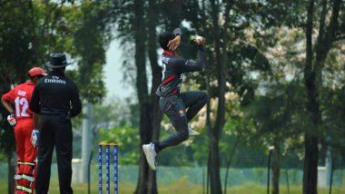 Kolkata-Born UAE Spinner Rishabh Mukherjee Dreams of Donning India Jersey