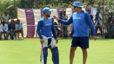 Ravi Shastri Supports Rishabh Pant, Says, 'We Have Patience With the Wicket-Keeper Batsman'