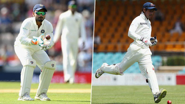 IND vs SA 3rd Test 2019: Rishabh Pant Replaces Injured Wriddhiman Saha on Day 3