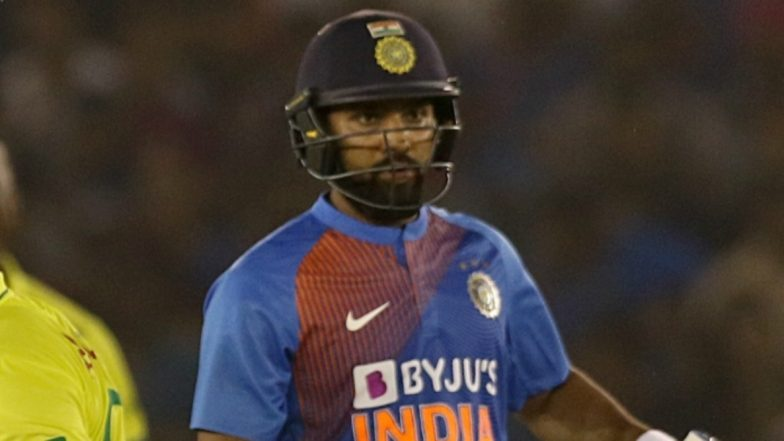 India vs South Africa 3rd T20I 2019 Live Cricket Score Updates: Rohit Sharma Overtakes Virat Kohli to Become Highest T20I Run-Scorer