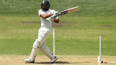 India vs South Africa, 1st Test 2019, Day 1 Stat Highlights: Rohit Sharma and Mayank Agarwal Create a Flurry of Records Before Rain Plays Spoilsport!