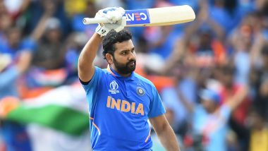 Rohit Sharma Equals MS Dhoni's Record of Most T20I Appearances for India During IND vs SA, 3rd T20I