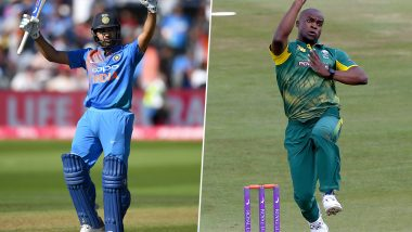 India vs South Africa 2nd T20I 2019: Rohit Sharma vs Junior Dala and Other Exciting Mini Battles to Watch Out for in Mohali