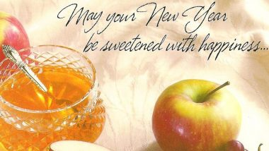 Rosh Hashanah 2020 Wishes in Hebrew: Share Jewish New Year Greetings, L'shanah Tovah Quotes, GIF Images, WhatsApp Stickers, Facebook Messages and Instagram Posts With Family & Friends
