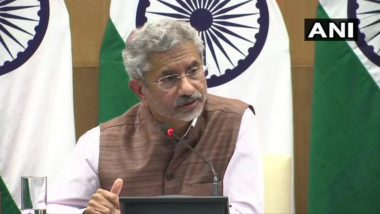India to Have Physical Jurisdiction Over PoK Someday, Says EAM S Jaishankar