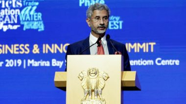EAM S Jaishankar Says Indian Mission in Italy Alerted on Sikh Men Drowning Case