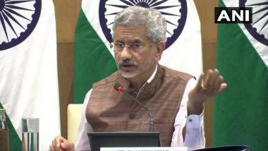 Passport Sewa Diwas 2020: External Affairs Minister S Jaishankar Thanks Passport Issuing Authorities For Adjusting to Changes Amid COVID-19 Pandemic; Here's More About the Day