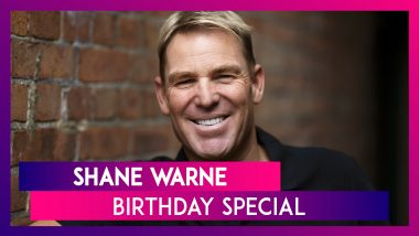 Shane Warne Birthday Special: A Look At Five Best Bowling Spells By The Australian Spin Wizard