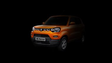 Maruti Suzuki S-Presso Launching Today in India; Watch LIVE Streaming of Maruti's Mini SUV Launch Event