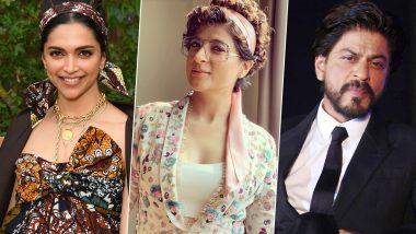 Deepika Padukone, Tahira Kashyap, Shah Rukh Khan: Bollywood Celebs Who Spoke About the Importance of Mental Health