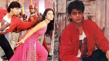 Gauri Khan Recalls Being Shah Rukh Khan's Designer for Baazigar Hit Song 'Ye Kaali Kaali Aankhen' (Read Tweet)