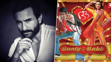 Saif Ali Khan Makes a Sudden Exit From Siddhant Chaturvedi's Bunty Aur Babli Sequel?