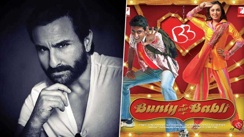 Saif Ali Khan Makes a Sudden Exit From Siddhant Chaturvedi's Bunty Aur Babli Sequel?