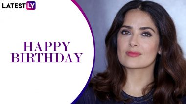 Salma Hayek Birthday Special: From Frida to Bandidas, 5 Amazing Movies that Made Us Fall in Love With Her
