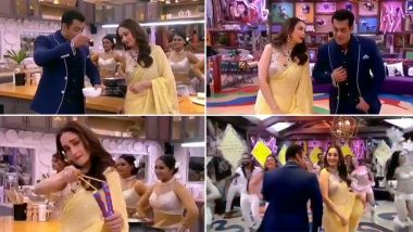Bigg Boss 13: Salman Khan and Madhuri Dixit-Nene to Unveil the First Glimpse Of the House on Dance Deewane 2 Grand Finale (Watch Video)