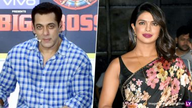 Priyanka Chopra on Her Equation with Salman Khan Post Bharat: 'There's Never an Issue with Him'