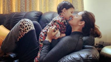 Sania Mirza's Son Izhaan Mirza Malik Celebrates 1st Birthday, Mum Shares an Emotional Post With Cute Pics and Video!