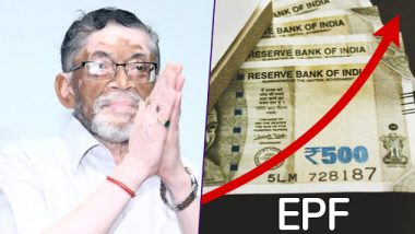 EPF Interest Rate Hiked to 8.65%, Narendra Modi Govt to Credit Rs 54,000 Crore Ahead of Festive Season!