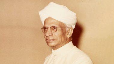 Sarvepalli Radhakrishnan 131st Birth Anniversary: Here Are Some Lesser Known Facts About Philosopher & Scholar on Teachers' Day 2019