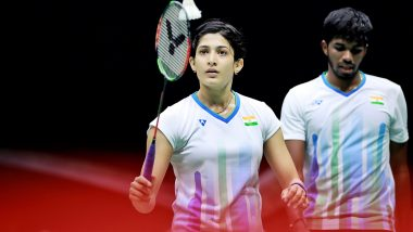 Satwiksairaj Rankireddy-Ashwini Ponnappa Upset World No. 7 Pair Praveen Jordan and Melati Daeva Oktavienti in China Open 2019