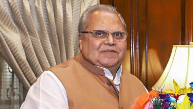 J&K Governor Satya Pal Malik Plays Down Clamour Over PoK, Says 'Will Integrate Occupied Kashmir Through Development, Not War'