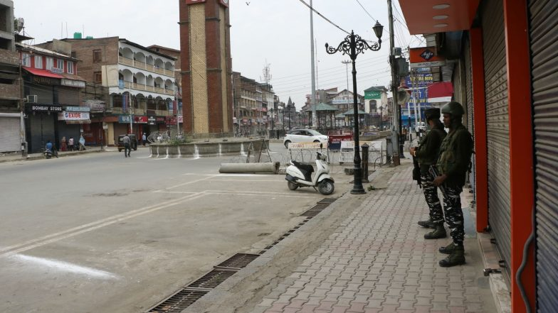 Lockdown 5.0: Jammu & Kashmir Govt Issues Guidelines for Extending Restrictions Till June 8