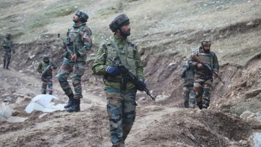 Indian Security Forces on High Alert Along LoC as 500 Militants Waiting to Sneak into Kashmir to Create Unrest: Sources