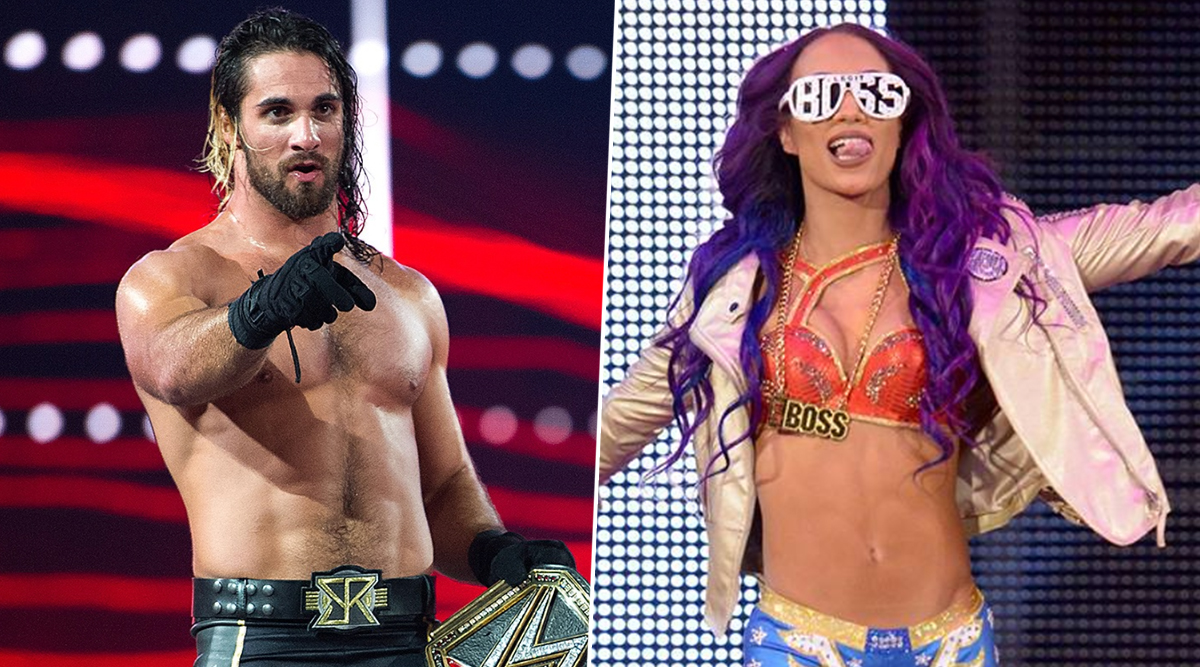 Seth Rollins Trolled By Sasha Banks Ahead of WWE Raw Season Premiere Episode (View Tweets)