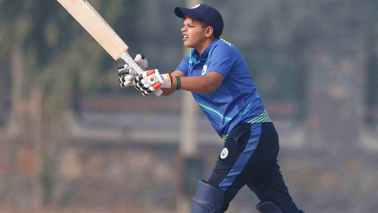 Shafali Verma, 15-Year-Old Girl, Named in India Women Squad for T20I Series Against South Africa