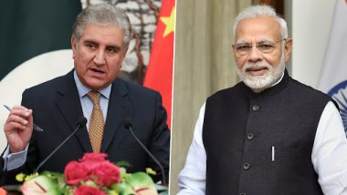 Pakistan Rejects India's Request, Will Not Allow Narendra Modi's US-Bound Plane to Fly Over its Airspace: Shah Mehmood Qureshi