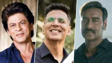 Chandrayaan 2: Shah Rukh Khan, Akshay Kumar, Ajay Devgn and Other Bollywood Celebs Shower Praises on ISRO (Read Tweets)