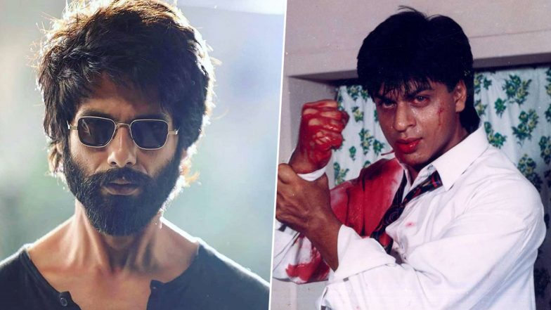 Shahid Kapoor Asks Why No One Targets Shah Rukh Khan's Baazigar but His Kabir Singh: These Reasons Might Help Him Find His Answer!