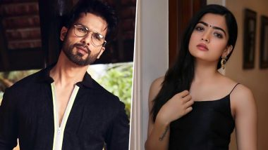 Is Rashmika Mandanna Making Her Bollywood Debut With Shahid Kapoor's Jersey Remake?