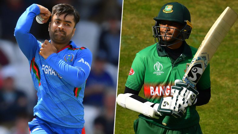 Live Cricket Streaming of Bangladesh vs Afghanistan T20I Final on Hotstar & Gazi TV: Check Live Cricket Score Online, Watch Free Telecast of BAN vs AFG Tri-Nation Series 2019 Match on Star Sports