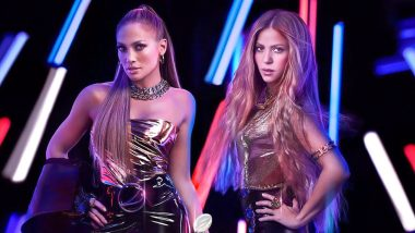 Super Bowl 2020: Jennifer Lopez and Shakira Are Ready to Set Super Bowl LIV Halftime Stage on Fire!