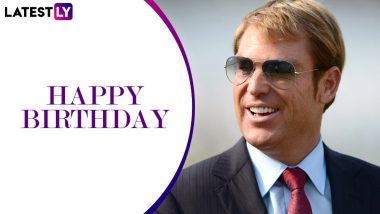 Happy Birthday Shane Warne: A Look at Top Five Magical Bowling Spells by the Australian Spin Wizard