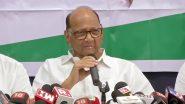Sharad Pawar Writes To Union Chemical & Fertiliser Minister Sadanand Gowda, Asks Roll back Hike On Fertilizer Prices