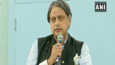 Killing in the Name of Religion an Insult of Hindu Dharma, Lord Rama, Says Shashi Tharoor