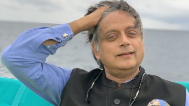 Kerfuffle Is Shashi Tharoor's Latest Gift to Twitterverse from the Tharoorsaurus; Know What It Means