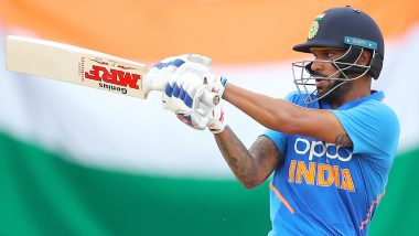 Most Runs in T20s: Shikhar Dhawan Becomes 4th Indian Batsman to Complete 7000 Runs, Here's a List of Top-10 Run-Scorers in Overall Twenty20 Matches