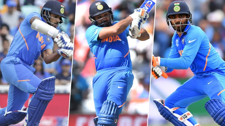Shikhar Dhawan Posts Hilarious Video From Flight Ahead of IND vs SA 3rd T20I Match, Calls Rohit Sharma & Ravindra Jadeja 'The Loving And Caring Fathers' (Watch Video)