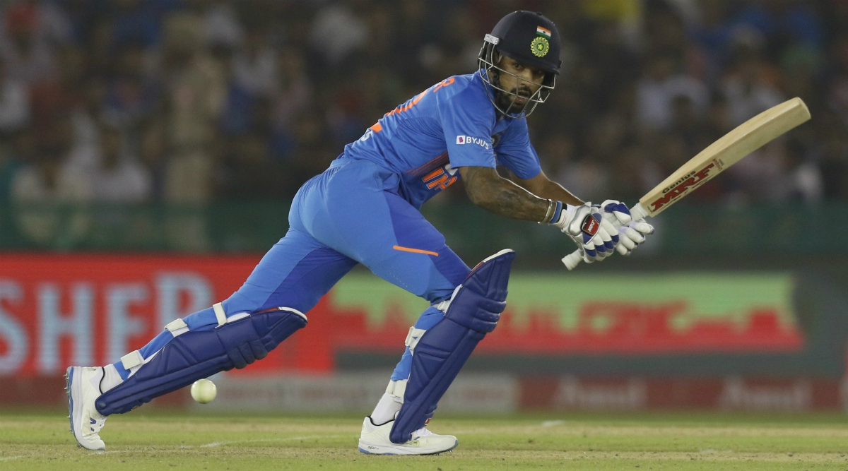 Shikhar Dhawan Shares Video Thanking the Crowd at Rajkot for Their Support During IND vs BAN 2nd T20I Match, Captions it 'Kudos to Rohit Sharma for His Great Knock'
