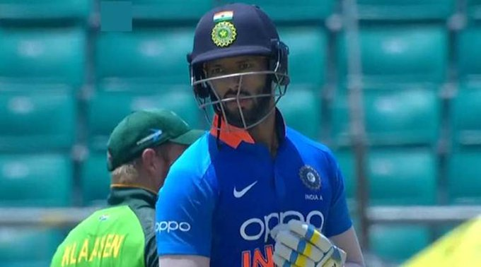 Shivam Dube Sets Twitter Blazing With Fiery Knock to Lead India A to Four-Wicket Victory over South Africa A