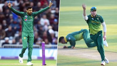 Most Catches in T20Is: David Miller Equals Shoaib Malik's Record During India vs South Africa 3rd Twenty20 2019 Match