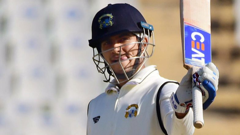 Shubman Gill Expresses Delight After Getting Maiden Test Call-Up Against South Africa, Says, 'Honour to Represent India'